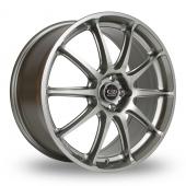 Rota GRA Steel Grey Alloy Wheels