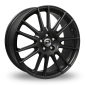 Pro Drive GT1 Black Alloy Wheels