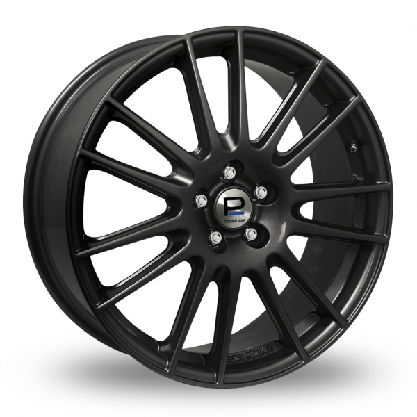 "Picture of 18"" Pro Drive GT1 Gloss Black"