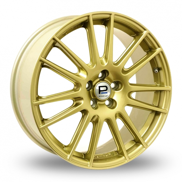 """Picture of 18"""" Pro Drive GT1 Gold"""