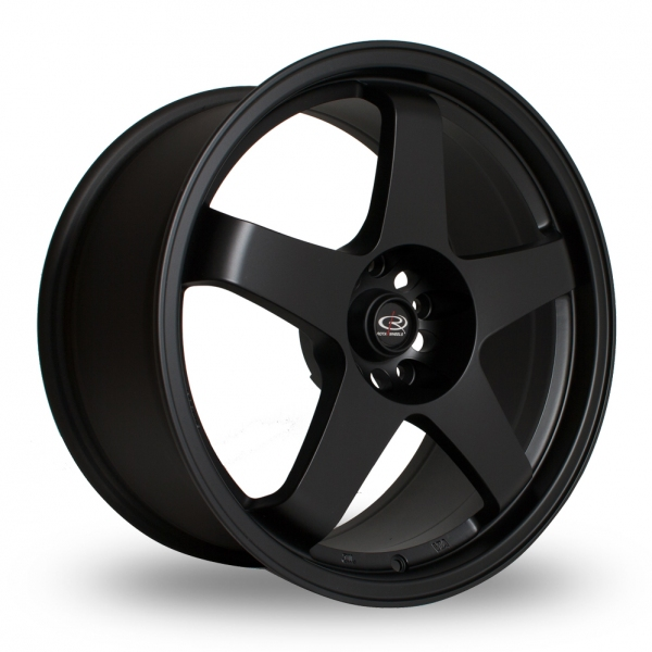 "Picture of 17"" Rota GTR Black"