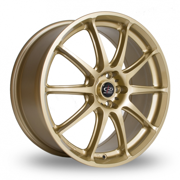 "Picture of 18"" Rota GRA Gold"