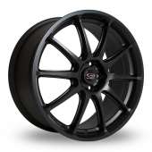 Rota GRA Matt Black Alloy Wheels