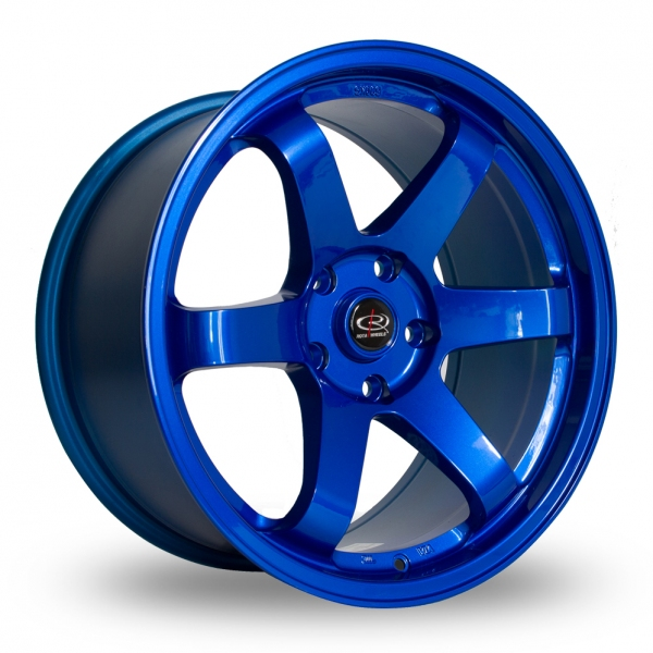 "Picture of 15"" Rota Grid Hyper Blue"