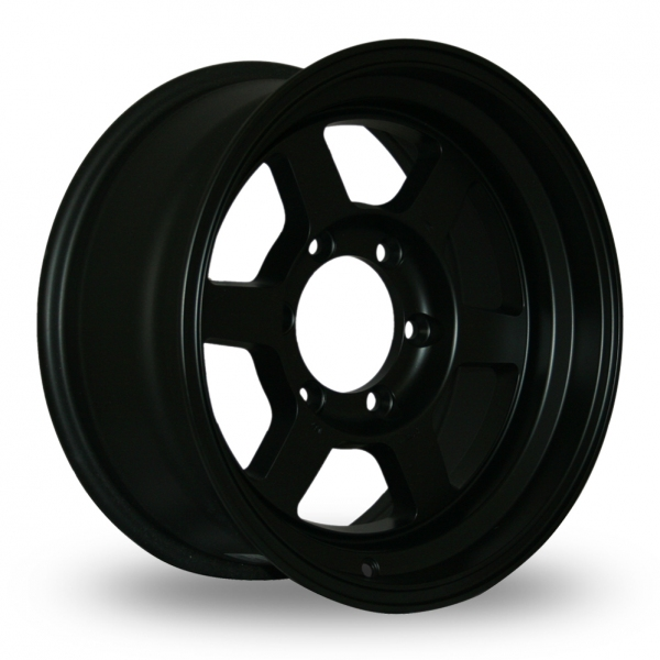 "Picture of 20"" Rota Grid Offroad Black"