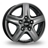 Alutec Grip (Transporter) Graphite Alloy Wheels