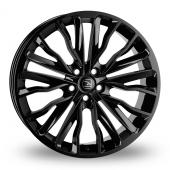 Hawke Harrier Black Alloy Wheels