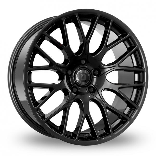 "18"" Diewe Impatto Black Alloy Wheels"