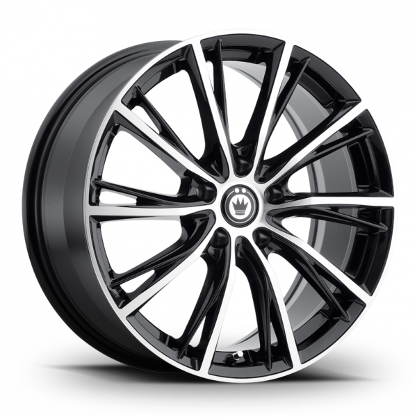 Konig Impression Black Polished