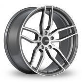 Konig Interform Graphite Alloy Wheels