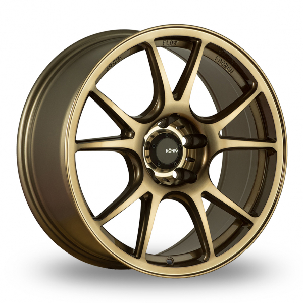 Konig Freeform Bronze