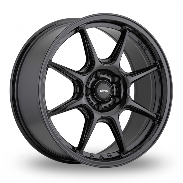 Konig Lockout Gloss Black