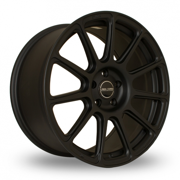 "Picture of 19"" Rota LC888 Black"