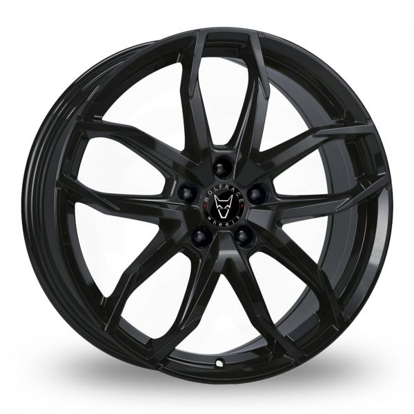 Wolfrace Lucca Gloss Black