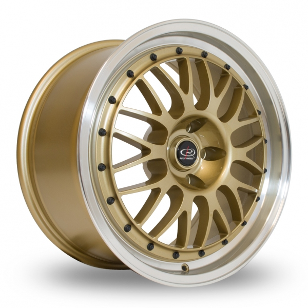 Rota MC3 (Special Offer) Gold Polished Lip