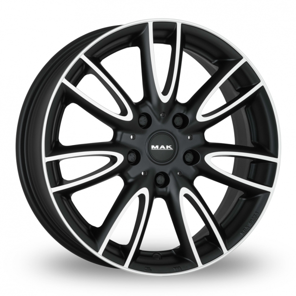 "Picture of 16"" MAK Jackie Ice Black"