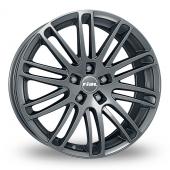 Rial Murago 5 Stud Graphite Alloy Wheels