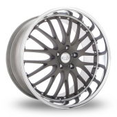 Privat Netz Grey Alloy Wheels