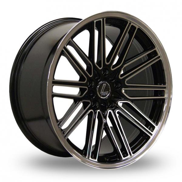 Lenso OP7 Black Polished