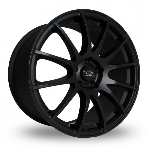 "Picture of 19"" Rota PWR Black"