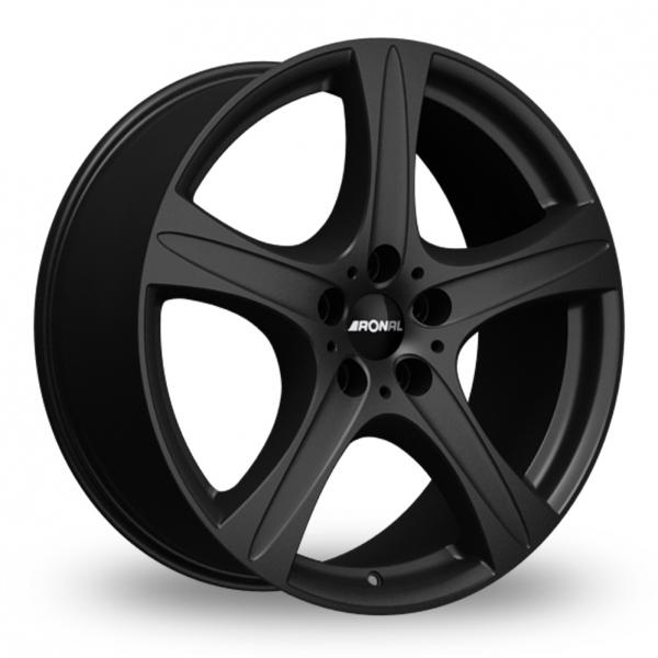 ronal r55 suv matt black 18 alloy wheels wheelbase