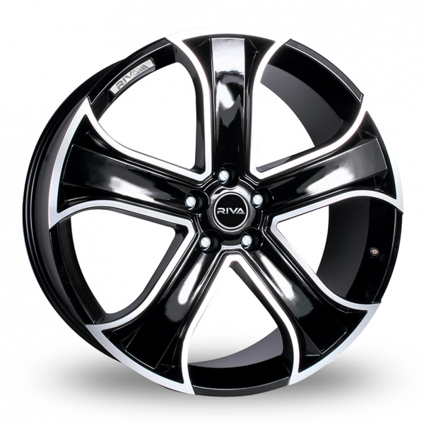 "Picture of 20"" Riva RVR Black"
