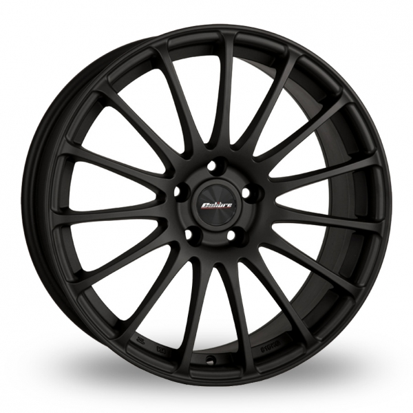 "Picture of 18"" Calibre Rapide Matt Black"