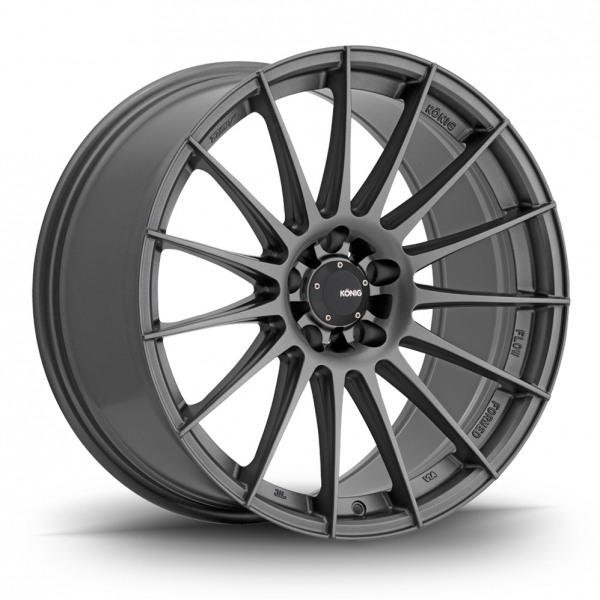 Konig Rennform Matt Grey