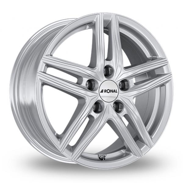 Ronal R65 Silver