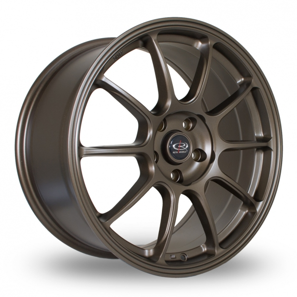 Rota SS10 Wider Rear Matt Bronze 3