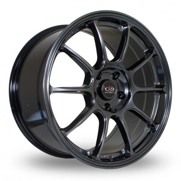 Rota SS10 Hyper Black