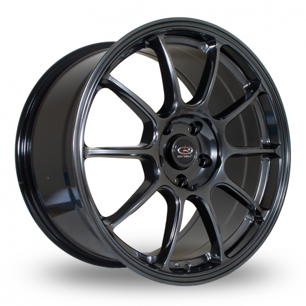 Rota SS10 Wider Rear Hyper Black