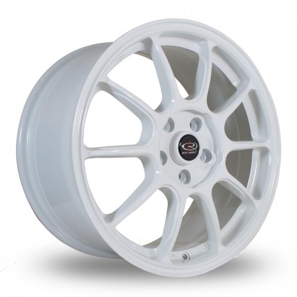 Rota SS10 White