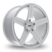 Fondmetal STC-01 Silver Alloy Wheels