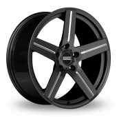 Fondmetal STC-01 Titanium Milled Alloy Wheels