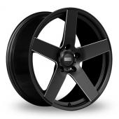 Fondmetal STC-02 Black Milled Alloy Wheels