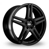 Fondmetal STC-05 Black Alloy Wheels