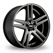 Fondmetal STC-05F Titanium Milled Alloy Wheels