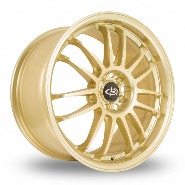 "Picture of 18"" Rota SVN Gold"
