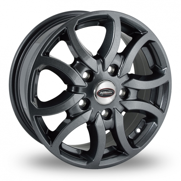"Picture of 16"" Team Dynamics Scorpion Anthracite"