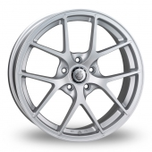 Cades Shift Silver Alloy Wheels