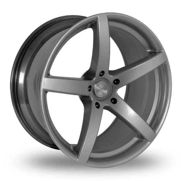 "Picture of 20"" Team Dynamics Silverstone Satin Anthracite Wider Rear"