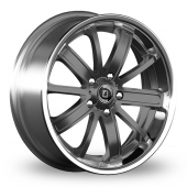 Diewe Sogno Grey Alloy Wheels