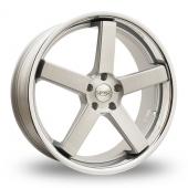 Judd T137 Silver Alloy Wheels