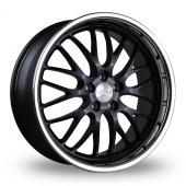Judd T213 Matt Black Alloy Wheels