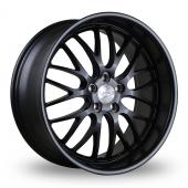 Judd T213 Black Alloy Wheels