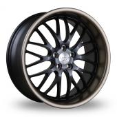 Judd T213 Black Bronze Lip Alloy Wheels