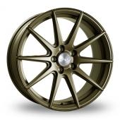 Judd T311R Matt Bronze Alloy Wheels