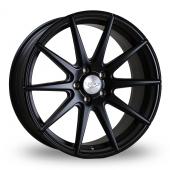 Judd T311R Matt Black Alloy Wheels