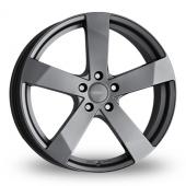 Dezent TD Graphite Alloy Wheels